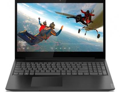 "Lenovo IdeapadL340-15IWL Intel Celeron 4205U 1800 MHz/15.6""/1920x1080/4GB/128GB SSD/DVD нет/Intel UHD Graphics 610 /Wi-Fi/Bluetooth/Windows 10 Home (81LG011DRU) Black"