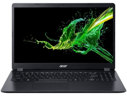 "Acer Aspire 3 (A315-42-R7RU) AMD Ryzen 5 3500U 2100MHz/15.6""/1920x1080/8GB/1000GB SSD/DVD нет/AMD Radeon Vega 8/Wi-Fi/Bluetooth/Без ОС (NX.HF9ER.03H) Black"