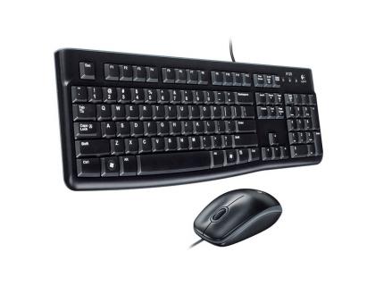 Logitech Desktop MK120 Black USB (920-002561)