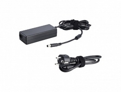 Dell European 90W AC Adapter 3 pin with 6.56 ft (2M) power cord (450-18119)