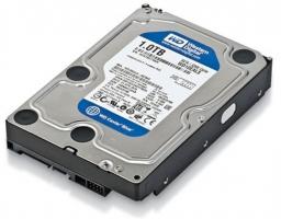 Western Digital HDD SATA-III 1000Gb Blue WD10EZEX (WD10EZEX)