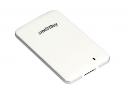 SmartBuy SSD S3 128 ГБ (SB128GB-S3DW-18SU30) White