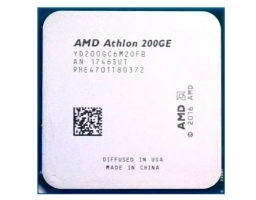 AMD Athlon 200GE Raven Ridge AM4, L3 4096Kb (YD200GC6M2OFB) OEM