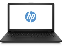 "HP 15-bs023ur (1ZJ89EA) Intel Celeron N3060 1600 MHz/15.6""/1366x768/4Gb/500Gb HDD/DVD-RW/Intel HD Graphics 400/Wi-Fi/Bluetooth/DOS (Black)"