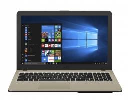 "ASUS VivoBook X540BA-GQ732 AMD E2 9000 1800MHz/15.6""/1366x768/4GB/256GB SSD/DVD нет/AMD Radeon R2/Wi-Fi/Bluetooth/Без ОС (90NB0IY1-M10380) Black"