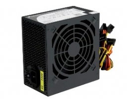 500W PowerMan PM-500ATX-F Black  (6136308)