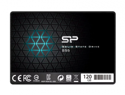 Silicon Power SP120GBSS3S55S25 SSD 120GB (SP120GBSS3S55S25)