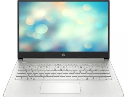 "HP 14s-fq1015ur (3B3N1EA) AMD Ryzen 5 5500U 2100MHz/14""/1920x1080/16GB/512GB SSD/DVD нет/AMD Radeon Graphics/Wi-Fi/Bluetooth/DOS (Silver)"