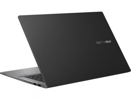 "ASUS VivoBook S533EA-BN239T Intel Core i7 1165G7 2800MHz/15.6""/1920x1080/16GB/512GB SSD/DVD нет/Intel Iris Xe Graphics/Wi-Fi/Bluetooth/Windows 10 Home (90NB0SF3-M04670) Black"