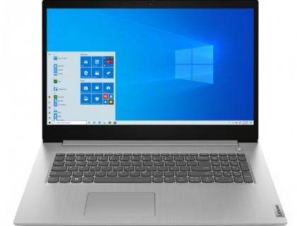 "Lenovo IdeaPad 3 17ADA05 AMD Ryzen 3 3250U 2600MHz/17.3""/1600x900/8GB/512GB SSD/DVD нет/AMD Radeon Graphics/Wi-Fi/Bluetooth/Без ОС (81W20094RK) Grey"