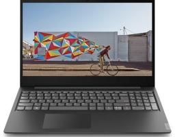 "Lenovo IdeaPad S145-15AST AMD A4 9125 2300MHz/15.6""/1366x768/4GB/128GB SSD/DVD нет/AMD Radeon R3/Wi-Fi/Bluetooth/Windows 10 Home (81N300FQRU) Black"