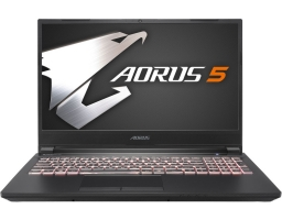 "GIGABYTE AORUS 5 KB-7RU1130SH Intel Core i7 10750H 2600MHz/15.6""/1920x1080/16GB/512GB SSD/NVIDIA GeForce RTX 2060 6GB/Windows 10 Home (9RC45KB8BG4S1RU0000) Black"
