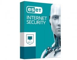 Eset NOD32 NOD32 Internet Security 1 год или продл 20 мес 3 устройства 1 год Box (NOD32-EIS-1220(BOX)-1-3)