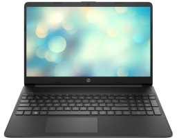 "HP 15s-eq1217ur (22Q44EA) AMD Ryzen 3 3250U 2600MHz/15.6""/1920x1080/4GB/256GB SSD/DVD нет/AMD Radeon Graphics/Wi-Fi/Bluetooth/DOS (Black)"