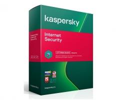 Kaspersky KIS RU 3-Dvc 1Y Bs Box (KL1939RBCFS)