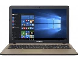 "ASUS VivoBook A540BA-DM490 AMD A4 9125 2300MHz/15.6""/1920x1080/4GB/256GB SSD/DVD нет/AMD Radeon R3/Wi-Fi/Bluetooth/Endless OS (90NB0IY1-M06550) Black"