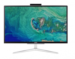 "Acer Aspire C22-820 Intel Pentium J5040 2.0 GHz/4096 Mb/128 Gb SSD/21.5"" Full HD 1920x1080/DVD нет/Intel UHD Graphics 605/Endless (DQ.BDZER.008)"