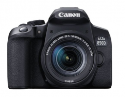 Canon EOS 850D EF-S 18-55mm f/4-5.6 IS STM (3925C002)