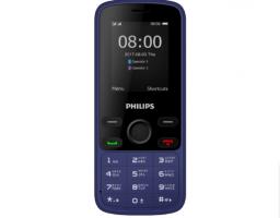 Philips Xenium E111 (E111 Blue)