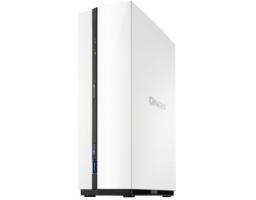 QNAP D1 (REV. B) 1-bay настольный Cortex-A53 RTD1295 (D1 (REV. B)) Белый