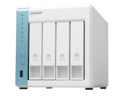 QNAP TS-431K 4-bay настольный Cortex-A15 AL-214 (TS-431K)