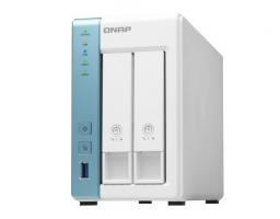 QNAP TS-231P3-2G 2-bay настольный Cortex-A15 AL-314 (TS-231P3-2G)