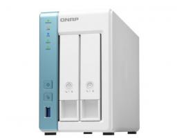 QNAP TS-231P3-4G 2-bay настольный Cortex-A15 AL-314 (TS-231P3-4G)