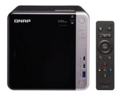 QNAP TS-453BT3-8G 4-bay настольный Celeron J3455 (TS-453BT3-8G)