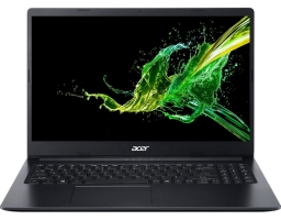 "Acer Aspire 3 (A315-34-C2E4) Intel Celeron N4000 1100 MHz/15.6""/1920x1080/4GB/128GB SSD/DVD нет/Intel UHD Graphics 600/Wi-Fi/Bluetooth/DOS (NX.HE3EU.015)Black"