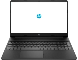 "HP 15s-eq1031ur (153N6EA) AMD Athlon 3050U 2300MHz/15.6""/1366x768/4GB/128GB SSD/DVD нет/AMD Radeon Graphics/Wi-Fi/Bluetooth/DOS (Black)"