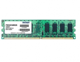 Patriot Memory 2 ГБ 1 шт. (PSD22G80026)