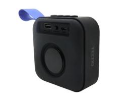 TECNO Square S1 (Tecno Wireless Speaker S1) Black