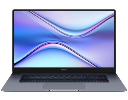 "HONOR MagicBook X 15 BBR-WAI9 Intel Core i3 10110U 2100MHz/15.6""/1920x1080/8GB/256GB SSD/Intel UHD Graphics/Windows 10 Home (53011UGC-001) Grey"
