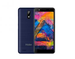 Haier A2 8Gb 1Gb (TD0033651RU) Blue