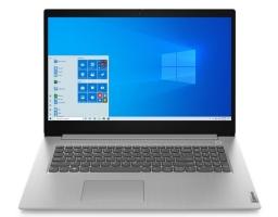 "Lenovo IdeaPad 3 17IML05 Intel Pentium 6405U 2400MHz/17.3""/1600x900/4GB/1000GB HDD/DVD нет/Intel UHD Graphics/Wi-Fi/Bluetooth/Без ОС (81WC000KRK) Grey"
