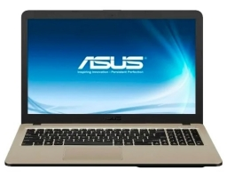 "ASUS X540MA-GQ948 Intel Pentium N5000 1100MHz/15.6""/1366x768/8GB/128GB SSD/DVD нет/Intel UHD Graphics 605/Wi-Fi/Bluetooth/Endless OS (90NB0IR1-M17560) Black"