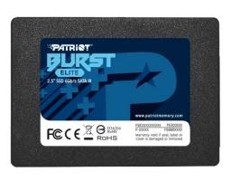 Patriot Memory Burst Elite 120GB (PBE120GS25SSDR)