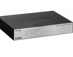 D-Link DES-1008D/L2B