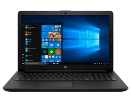 "HP 15-db0106ur (4JU21EA) AMD Ryzen 3 2200U 2500 MHz/15.6""/1366x768/4GB/500GB HDD/DVD нет/AMD Radeon Vega 3/Wi-Fi/Bluetooth/DOS (Black)"