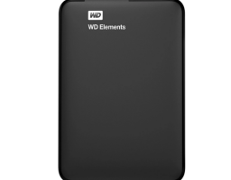 WD Elements Portable 500Gb (WDBUZG5000ABK-WESN)